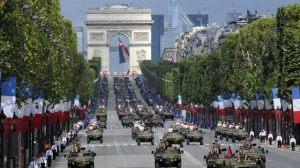 Pétition pour la suppression du défilé militaire du 14 juillet